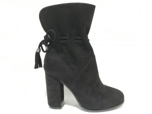 ELEGANT WOMAN BOOTS FROM VELOURS